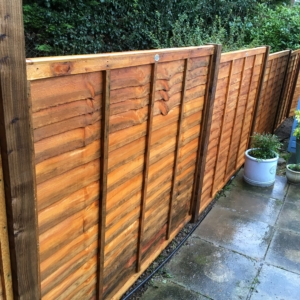 fence in weybridge