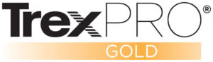 Trex Pro Gold Composite Decking Installer