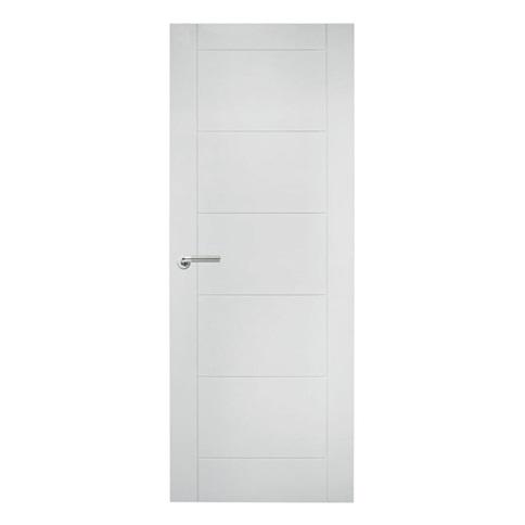 White Contemporary Internal Door