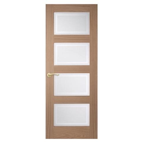 Glazed Panel Door