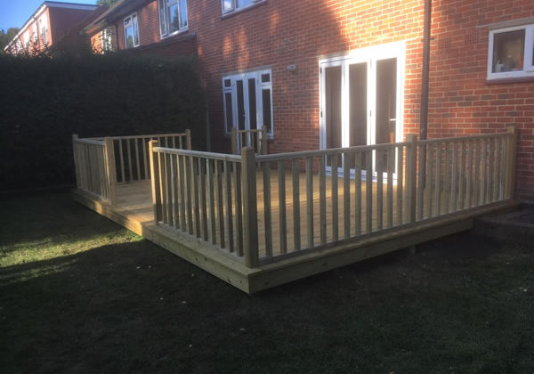 Decking Sussex